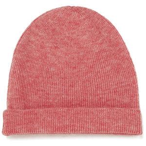 Samsoe & Samsoe Banks Hat - Peach Flame