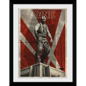 DC Comics Batman The Dark Knight Rises Bane - 30x40 Collector Prints