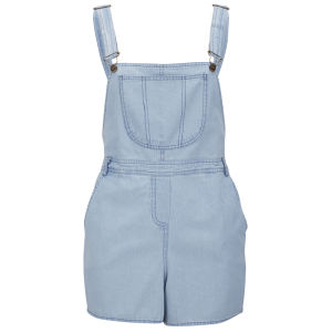 Influence Women's Dungarees - Blue