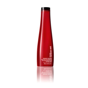 Shu Uemura Art of Hair Colour Lustre Sulphate Free Shampoo (300ml)