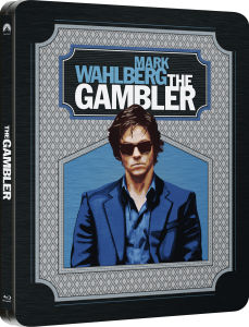 The Gambler - Zavvi Exclusive Limited Edition Steelbook (1500 Only) (UK EDITION)