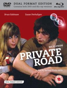 Private Road Dual Format Editie [Blu-ray+DVD] - Flipside