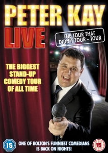 Peter Kay Live: The Tour That Didnt Tour Tour