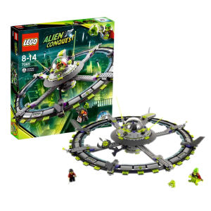 LEGO Alien Conquest: Alien Mothership (7065)
