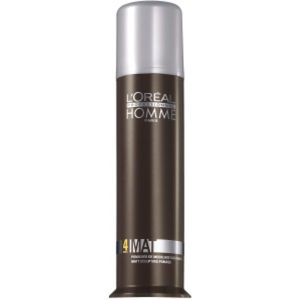 L'OREAL PROFESSIONNEL HOMME MAT ? MATT SCULPTING POMADE (80ML)