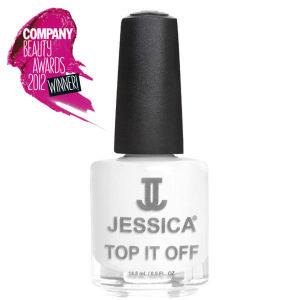 JESSICA TOP IT OFF - WHITE ALLIGATOR (14.8ML)