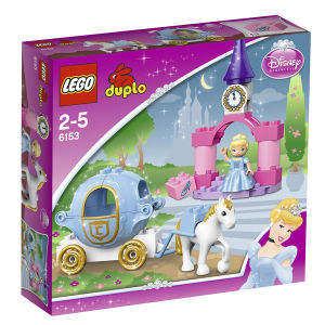 LEGO DUPLO: Cinderella's Carriage (6153)