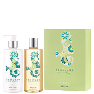 Seascape Island Apothecary Uplift Duo Gift Set (2 x 300ml)