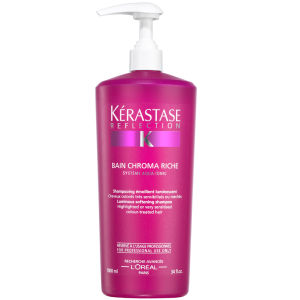 Kérastase Reflection Bain Chroma Riche (1000ml) with Pump