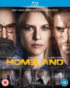 Homeland - Seizoen 3