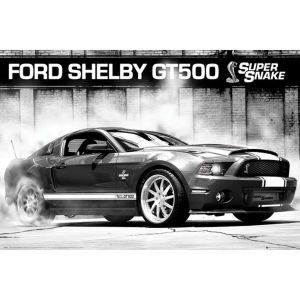 Ford Shelby GT500 Supersnake - Maxi Poster - 61 x 91.5cm