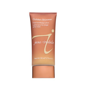 jane iredale Golden Shimmer Face And Body Lotion (2oz)