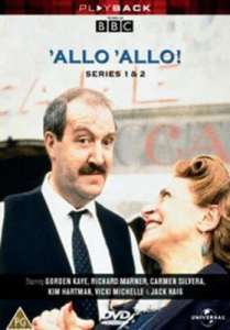 Allo Allo (Triple Box)
