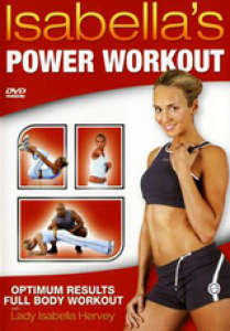 Isabella's Power Workout