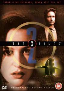 The X-Files - Season 2 [M-Lock Packaging]