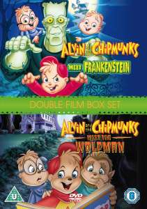Alvin and the Chipmunks Meet Frankenstein / Alvin and the Chipmunks Meet the Wolfman