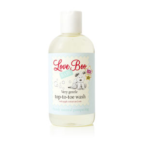 Love Boo Very Gentle Top-To-Toe Wash (250 ml)