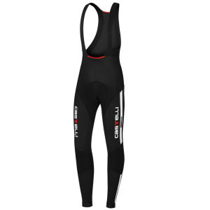 Castelli Sorpasso Bib Tight Black/White