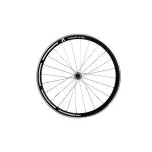 3T Wheel Accelero 40 Pro Black F&R Aluminum Clincher