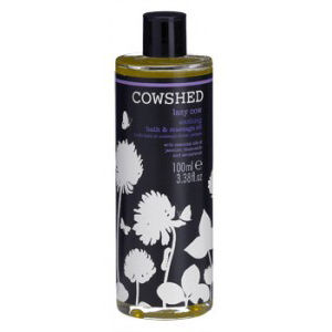 Cowshed Lazy Cow Soothing Bath & Massage Oil 3 oz