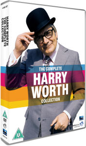 Harry Worth - Complete Verzameling
