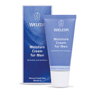 Crema humectante de Weleda Men(30 ml)