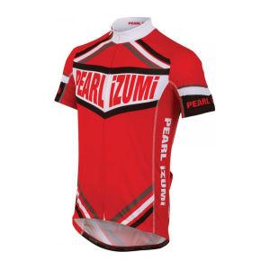 Pearl Izumi Elite Ltd SS FZ Cycling Jersey - Champion True