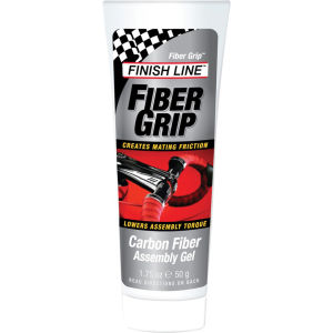 Finish Line Fiber Grip Carbon Fiber Assembly Gel Tube