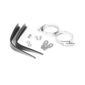Tubus Lowrider Front Pannier Rack Mounting Set 25 - 40mm