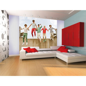 One Direction Jump Wall Mural
