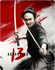 13 Assassins - Zavvi Exclusive Limited Edition Steelbook (UK EDITION)