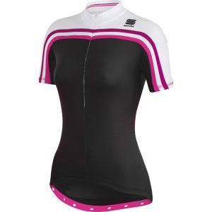 Sportful Allure Jersey - Black/White