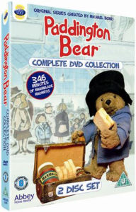 Paddington Bear - Complete Verzameling