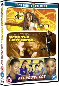 How She Move / Save Last Dance / All Youve Got