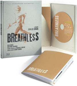 Breathless - Limited Digibook (Studio Canal Verzameling)