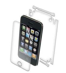 ZAGG - Invisible Shield for APPLE iPhone 4 - Full Body