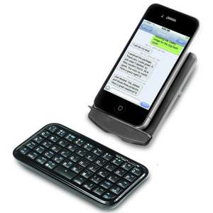 ION: iType Bluetooth Keyboard for iPhone and Smartphones