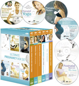 The Ultimate Pregnancy Box Set