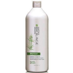 Biolage Advanced FibreStrong Conditioner With Pump for Fragile Hair 1000ml