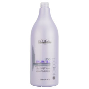 L'Oreal Professionnel Série Expert Liss Unlimited Force 2 Shampoo (1500 ml)