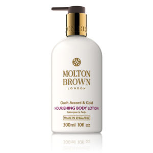 Molton Brown Oudh Accord & Gold lotion corporelle (300ml)