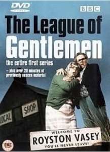 The League Of Gentlemen - Complete Series 1