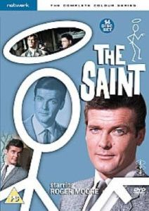 The Saint - The Complete Colour Series [Box Set]