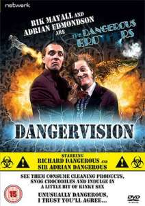 Dangervision - The Dangerous Brothers