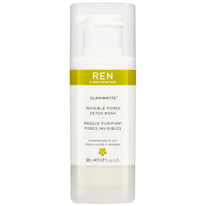 REN Clarimatte Masque purifiant pores invisibles (50ml)