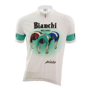 Bianchi Milano Celebrative Fudoki SS Cycling Jersey