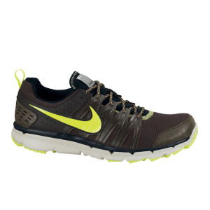 Nike Men's Flex Trail 2 Shield - Dark Loden