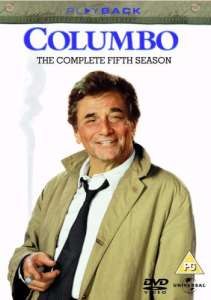 Columbo - The Complete 5th Season