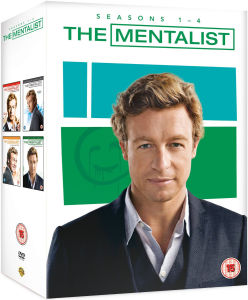 The Mentalist - Seasons 1-4