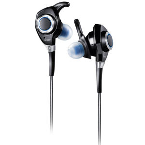 Denon AH-C301 Urban Raver Earphones with Control Wheel and Mic